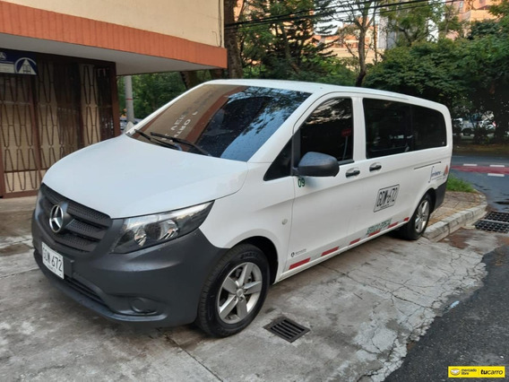 Mercedes Benz Vito Van Mercedes Benz