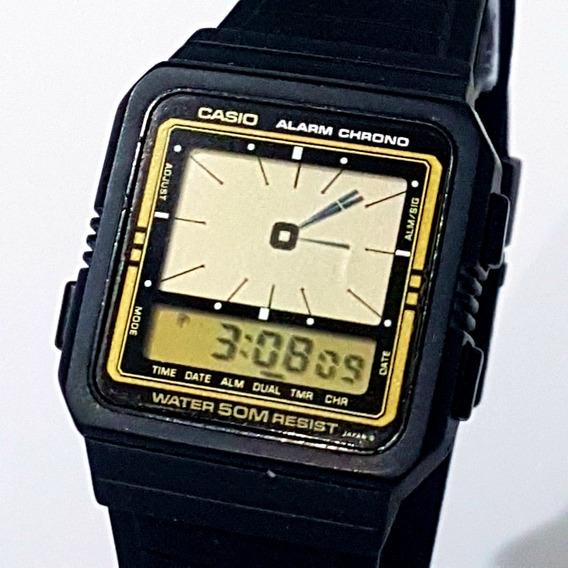 Relogio Casio 694 Ae 11w Original Antigo Do Vovo Rarissimoo