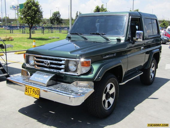 Toyota Land Cruiser 4.5