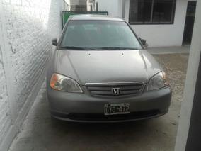 Honda Civic 1.7 Ex 2002