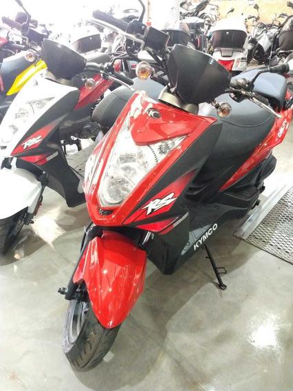 Kymco Agility Rs 125 Naked Sauma Motos.