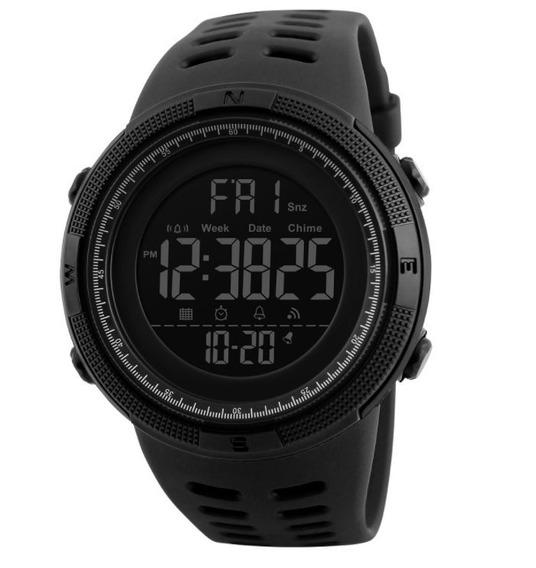 Relógio Masculino Esportivo Original Digital Presente Top!