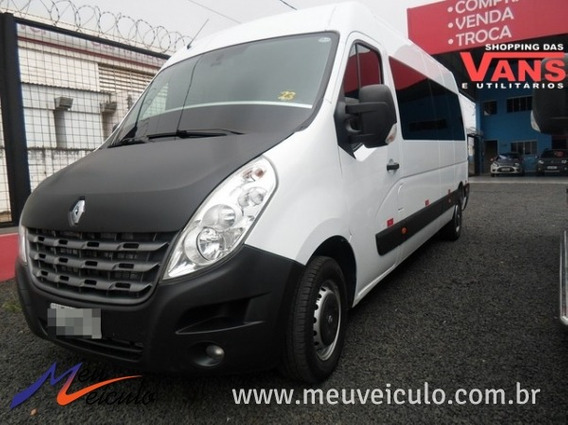 Renault Master 2.3 Dci Std Longo 2014/2015 Branco