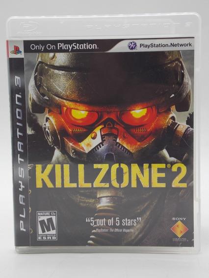 Killzone 2 Play Station 3 Original Mídia Física
