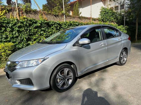 Honda City 1.5 Lx Flex Aut. 4p 2016