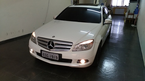 Mercedes C200 1.8 Avantgarde Kompresor 4p 2009