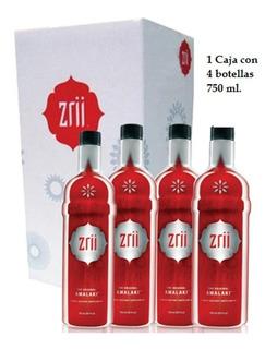 Amalaki Zrii Formulacion Liquida Ayurveda.caja 4 Botellas.