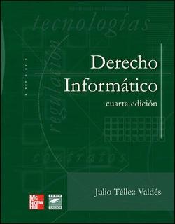 Derecho Informatico 4ed.