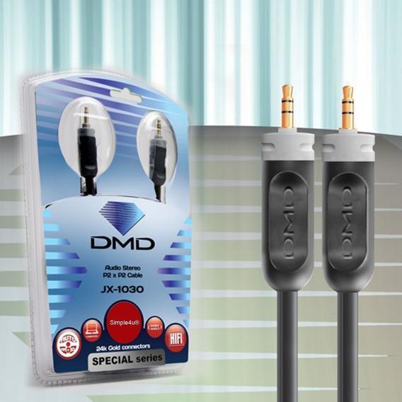 Cabo P2/p2 Diamond Cable Dmd Jx1030 1,5m