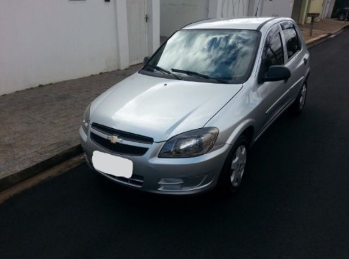 Chevrolet Celta 2010 1.0 Life Flex Power 3p
