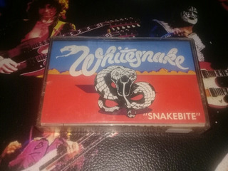 Whitesnake Snakebite Made In Usa Demusicadiscos