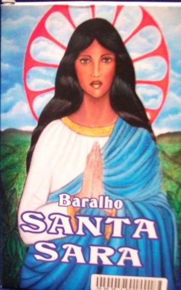 Baralho Cartas Ciganas Santa Sara Kali