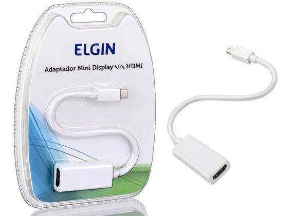 Adaptador Hdmi X Mini Display Hdmi - Elgin