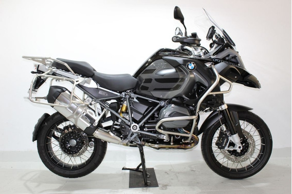 Bmw R 1200 Gs Adventure Triple Black 2017