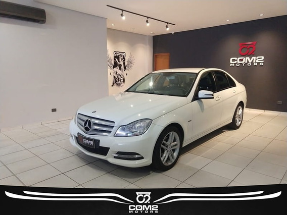 Mercedes-benz C 180 1.8 Cgi Blue Efficiency 2012