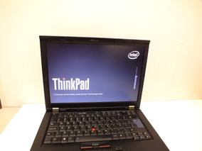 Notebook Lenovo Thinkpad T410 Processador Intel Core I-5