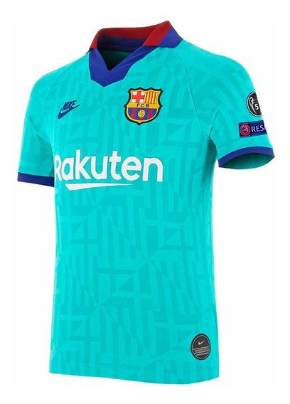 Camiseta Alternativa Nike Fc Barcelona Stadium Niño