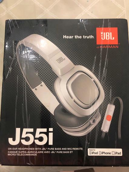 Fone Jbl J55i - Branco (sem Bluetooth)