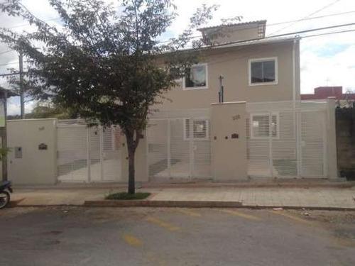 Imagem 1 de 3 de Casa À Venda, 2 Quartos, 1 Vaga, Candelaria - Belo Horizonte/mg - 361