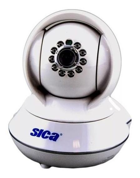 Camara Ip Móvil Sica, Seguridad En El Hogar