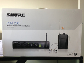 Monitor Shure Psm 200