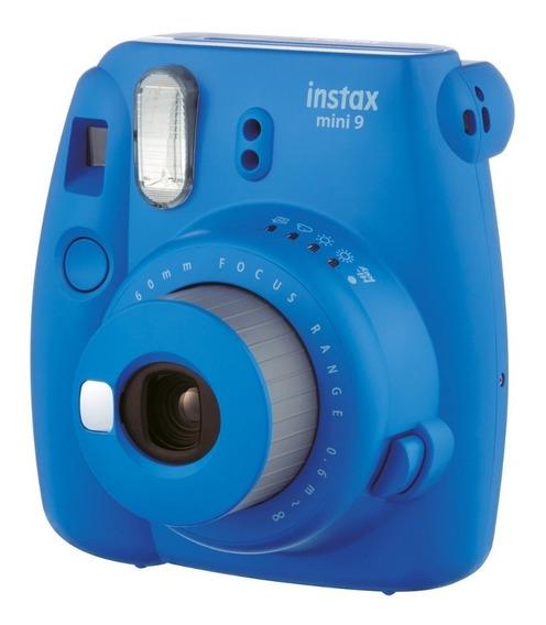 Câmera Fujifilm Instax Mini 9 Ice Blue
