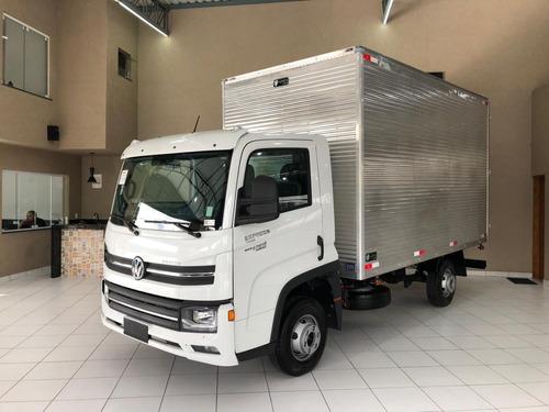 Vw Delivery Express 2022 0km Baú Carga Seca