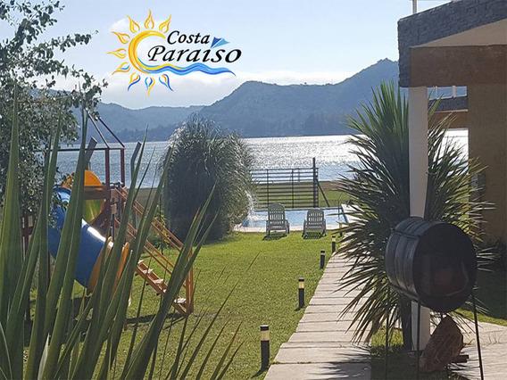 Alquilo Cabaña-moderna-potrero Garay Frente Lago Los Molinos