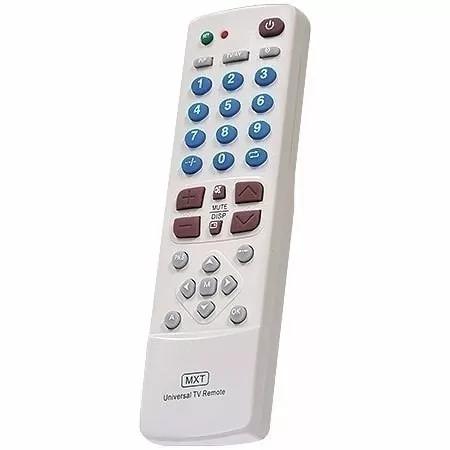 Controle Remoto Universal P/ Tv 175 Marcas Diferentes