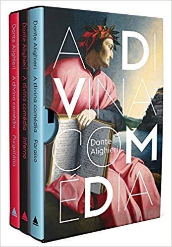 Box A Divina Comédia Capa Dura / Dante Alighieri