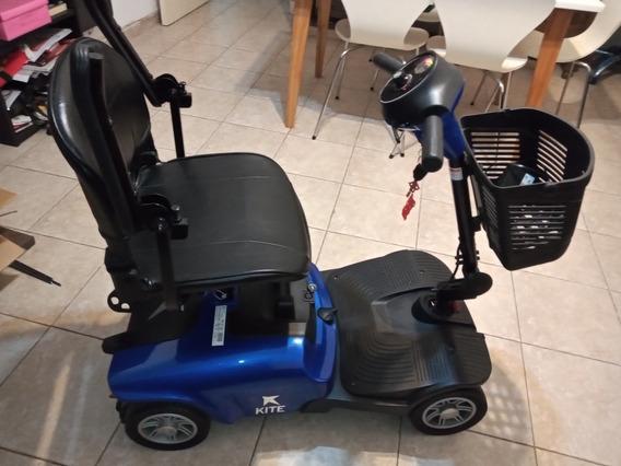 Scooter Ortopedico Electrico Marca Kite