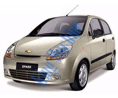 Manual Taller-reparacion Motor Chevrolet Spark 2005-2009 *
