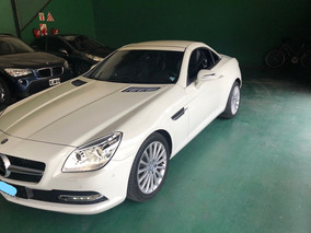 Mercedes Benz Clase Slk 1.8 Slk 250 Cgi Blue Efficiency At