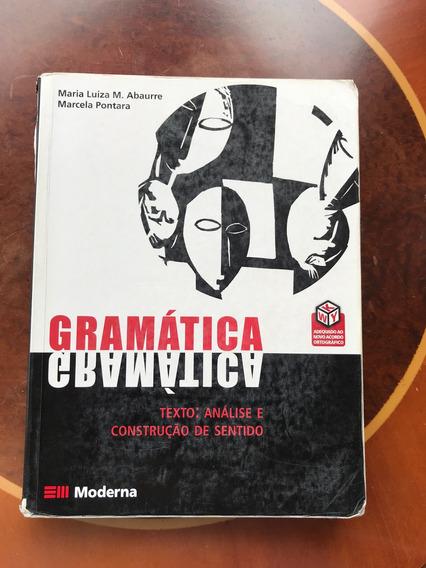 Gramática Moderna Para Enem E Vestibulares Ensino Médio