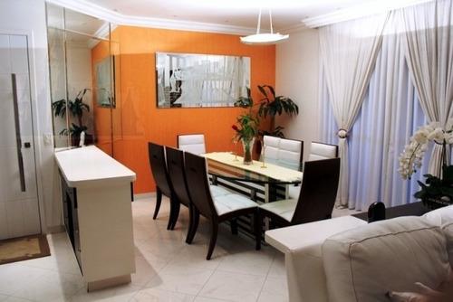 Imagem 1 de 30 de Apartamento Para Venda, 4 Dormitórios, Vila Gumercindo - São Paulo - 8388