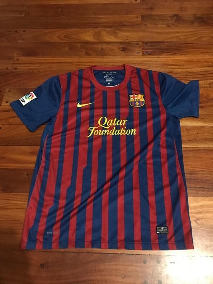 Camiseta Barcelona 2012 Nike Talle L