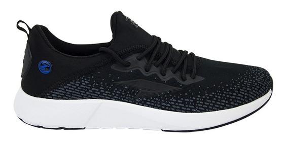 Zapatos Deportivos Para Caballeros Running Rs Escape Negro