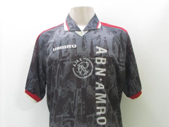 Camisa Ajax Umbro Oficial 1996 Novinha Pronta Entrega