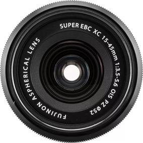 Lente Fujifilm Xc 15-45mm F3.5-5.6 Ois