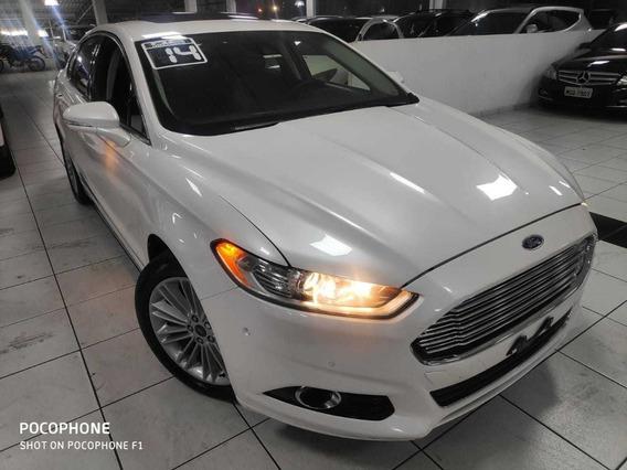 Ford Fusion Titaniun Ecobust 2014 Top De Linha