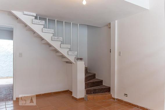 Casa Para Aluguel - Cambuci, 2 Quartos, 60 - 893066603