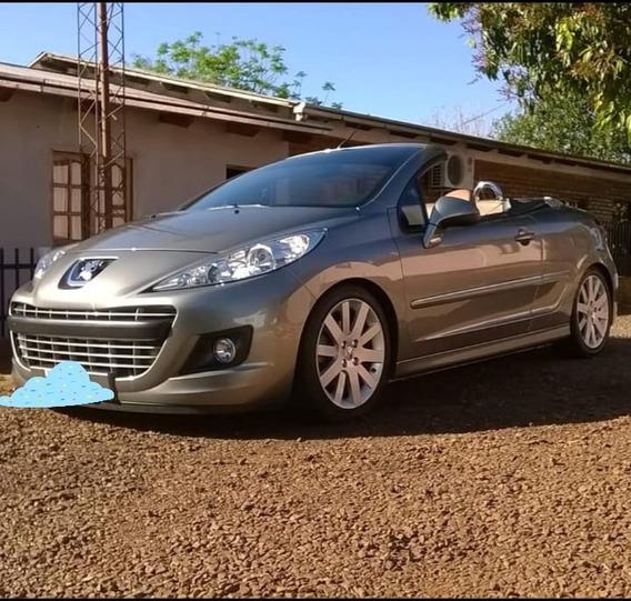 Peugeot 207 Cc 1.6 Thp 156 Cv Cabriolet