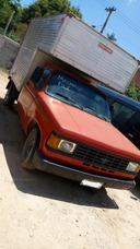 Chevrolet D-20 Caminhonete Baú Motor Perkins Diesel