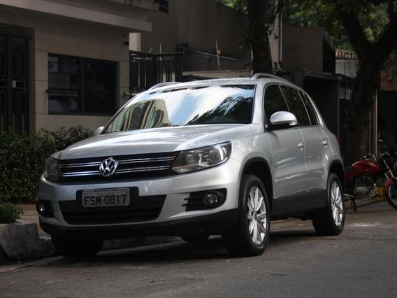 Volkswagen Tiguan - 2.0 Tsi 16v Turbo Gasolina 4p Tiptronic