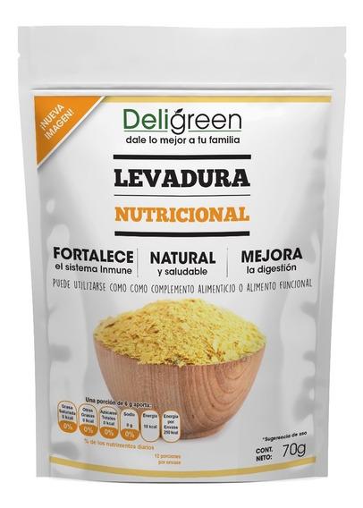 Bolsa De Levadura Nutricional 70g Deligreen