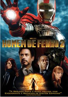 Homem De Ferro 2 - Dvd Filme Ação