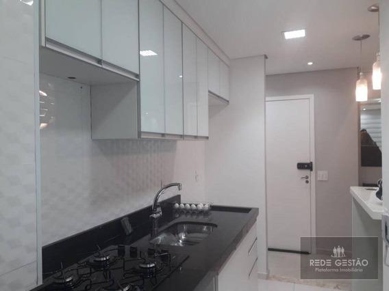 Apartamento Com 2 Dormitórios Para Alugar, 45 M² Por R$ 1.600/mês - Vila Prudente - São Paulo/sp - Ap2316
