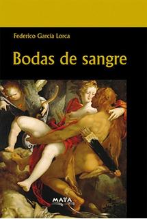 Libro - Bodas De Sangre - Federico Garcia Lorca.