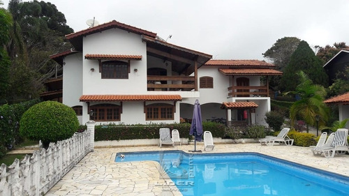 Casa Condomínio Represa Jaguari Piracaia - Cc0137-1