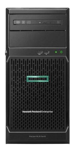 Servidor Hp Proliant Ml30 Gen10 G10 Xeon E-2224 16gb 1x 1tb